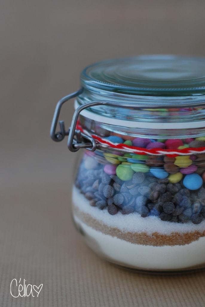 Pot à cookies - Zoom
