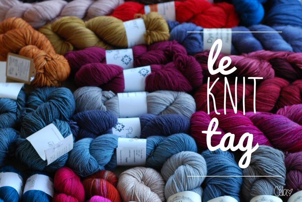 Le knit tag - par Céliazut
