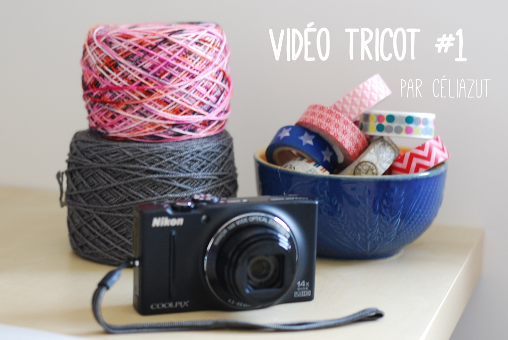 Video tricot #1 - Celiazut