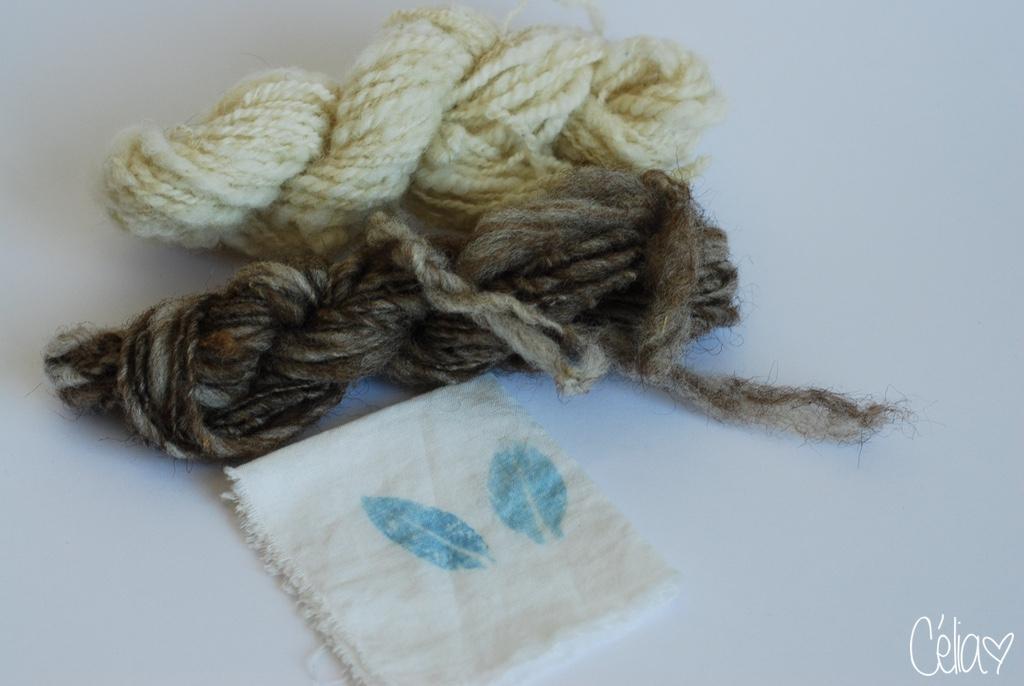 Réalisations ateliers - Le Lot et la laine