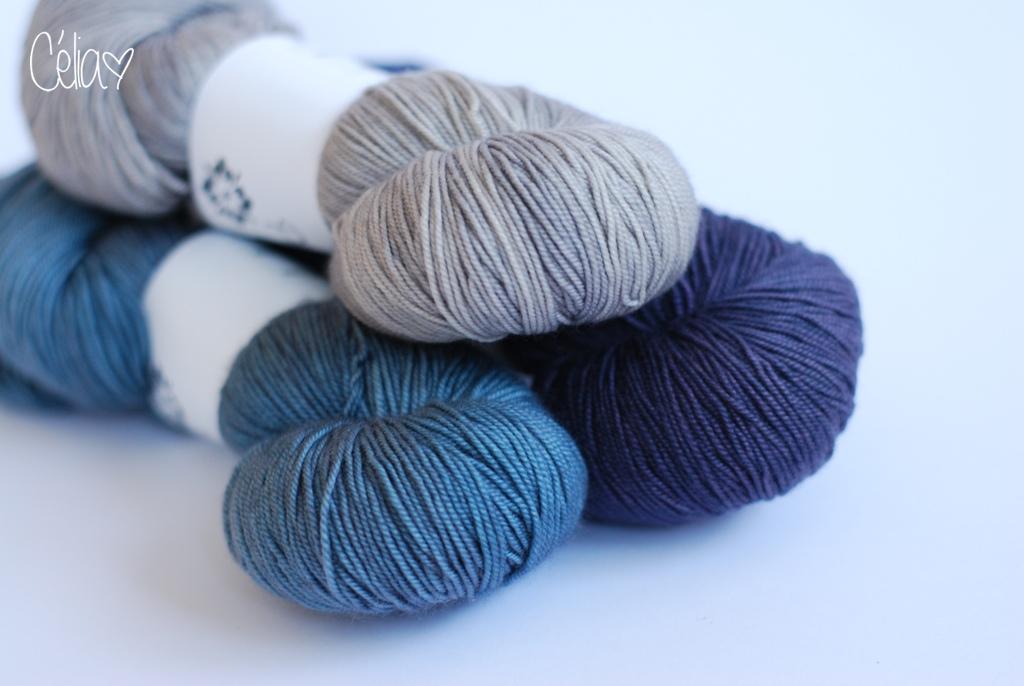 The Plucky Knitter - Bello - Céliazut