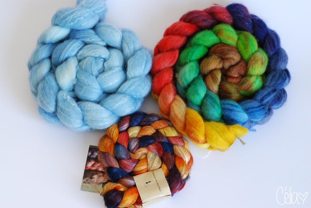 Tresses - Le lot et la laine