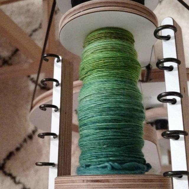 Filer un gradient de serialfileuse cest passer du vert auhellip