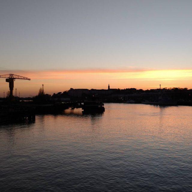 ananteslecielestpluslarge skyporn sunrise nantes nantesjetaime