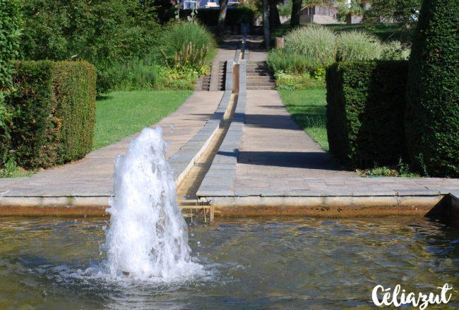 Fontaine des Thermes du Connetable